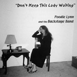 CD cover for Don't Keep This Lady Waiting