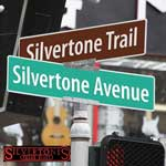 The Silvertones: Silertone Avenue cover